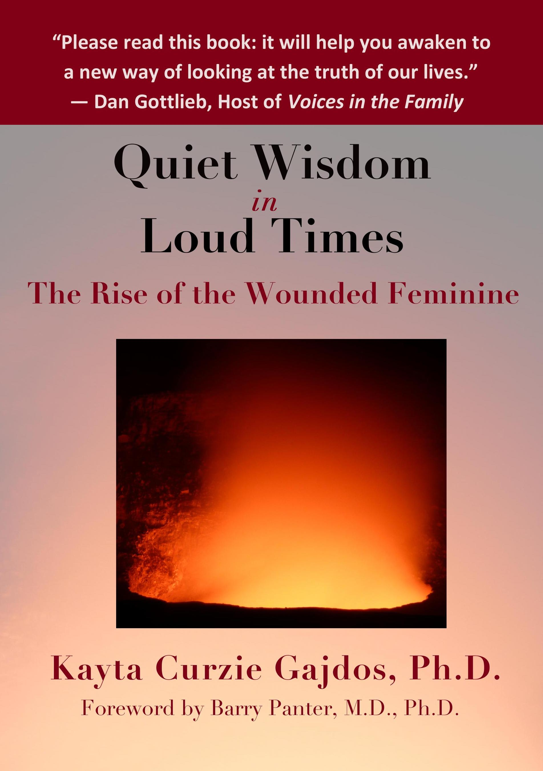 Cover image for Quiet Wisdom in Loud Times